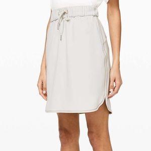 Lululemon On The Fly Skirt Size 2